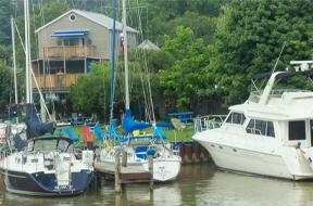 Kettle Creek Marina Ltd.