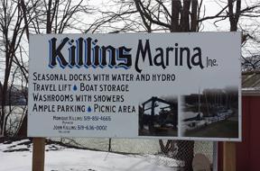 Killins Marina