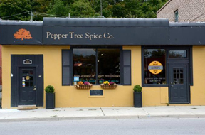 Pepper Tree Spice Company & Alfred's Gourmet Market