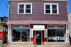 Sushi Punk