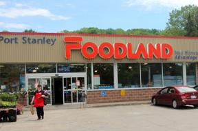 Port Stanley Foodland