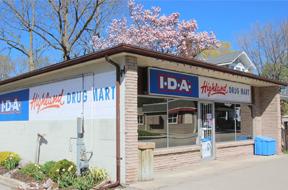 IDA Highland Drug Mart