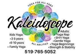 Kaleidoscope Yoga Studio